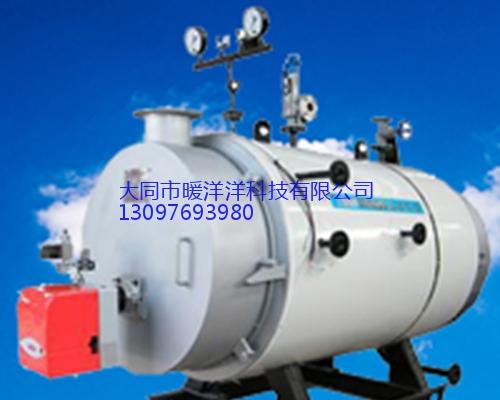 小型燃油氣蒸汽鍋爐