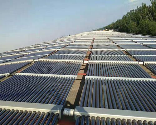 太陽能熱水