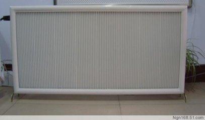 紅外碳晶電暖器