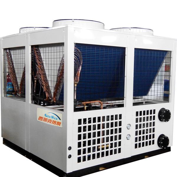 空氣源熱泵供暖機組