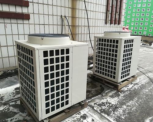 礦務局梅香春空氣源熱泵